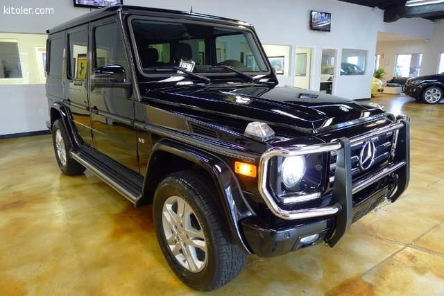 Petites annonces cars 2013 mercedes benz g 550 wagon for 2013 mercedes benz g class for sale