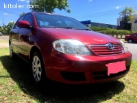 2007 TOYOTA COROLLA ASCENT ZZE