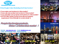 China Region Sales Marketing A