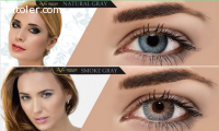 Cosmetic contact lens at i2i