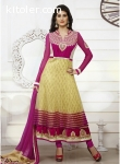 Fancy Designer Long Anarkali D