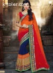 Latest Designer Wedding Saree