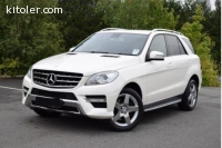 Mercedes Benz ML350 2013