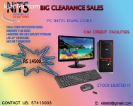 Pc set dual core