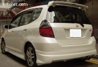SPOILER FOR HONDA FIT