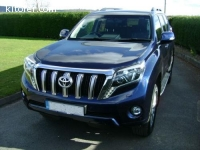 Toyota Land Cruiser 2014 AWD