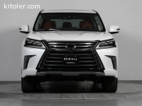 Used 2017 Lexus LX570 Gcc For